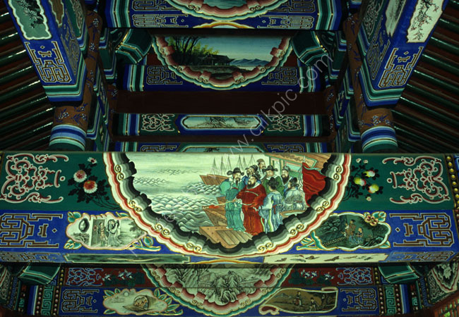 Bridge detail Summer Palace Bejing