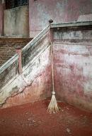 Broom & Stairway