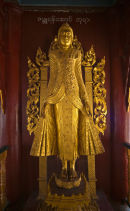 Buddah, Shwezigon Pagoda