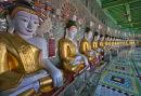 Buddha Colonnade