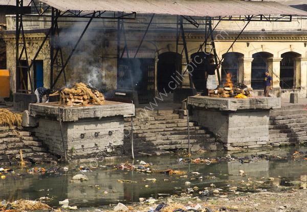 Cremation Pashupatinath