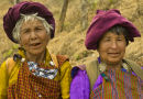 Two Bhutanese Ladies