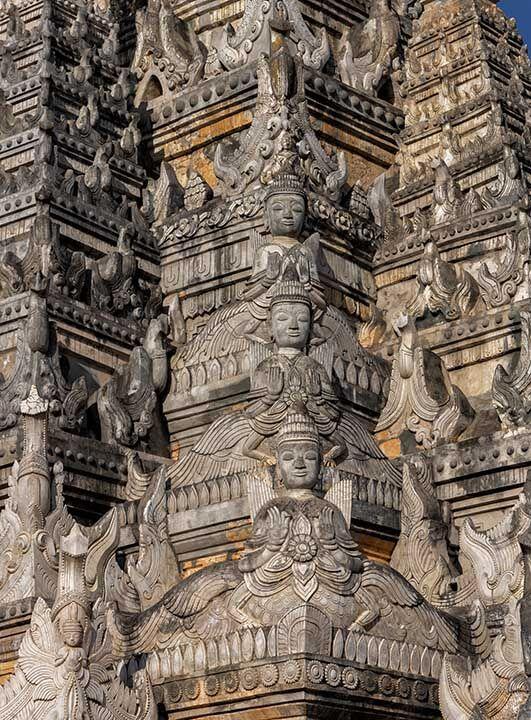 Stupa Takhaung Complex