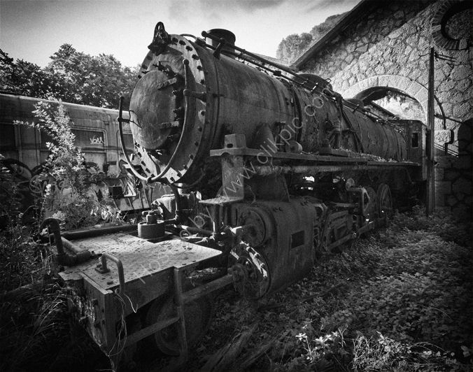 Engine Graveyard 5