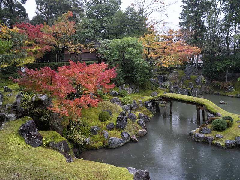 Gardens Nijo Castle