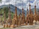 Indein Inles Lake Burma
