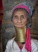 Kayan Lah Wi (Pandaung) Woman