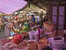 Market, Pyin U-Lwin (Maymyo)