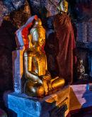 Shwe Oo Min caves