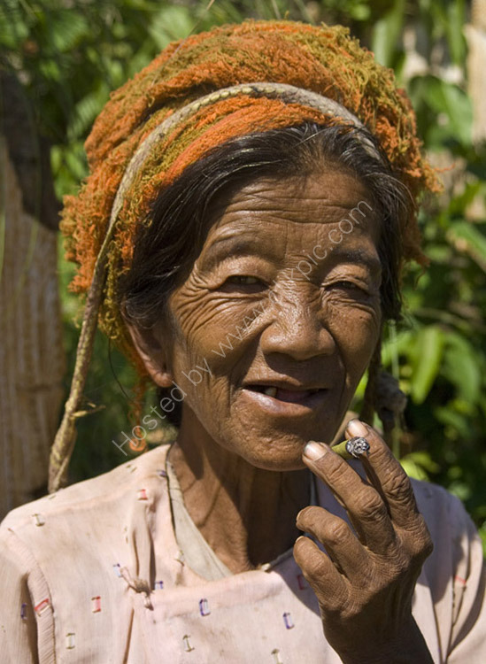 Shan Woman