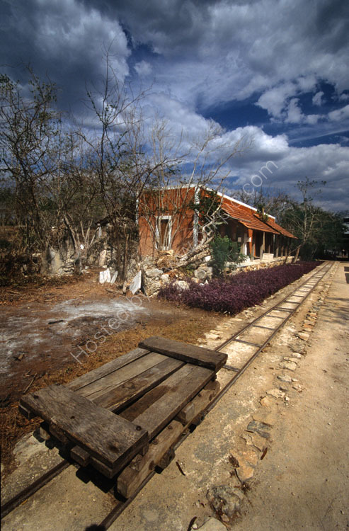 Abandoned Sisal Factory