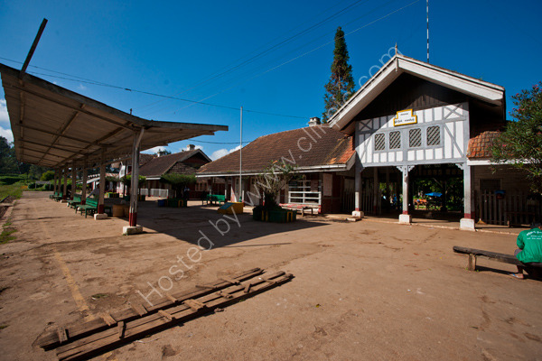Station Kalaw