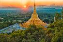 Stupa Bodhi-Tataung