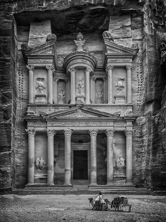 The Khaznet Petra, Jordan