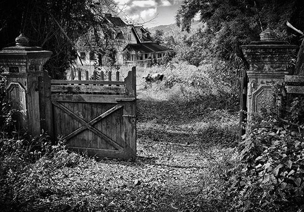 Through the Garden Gate Burma