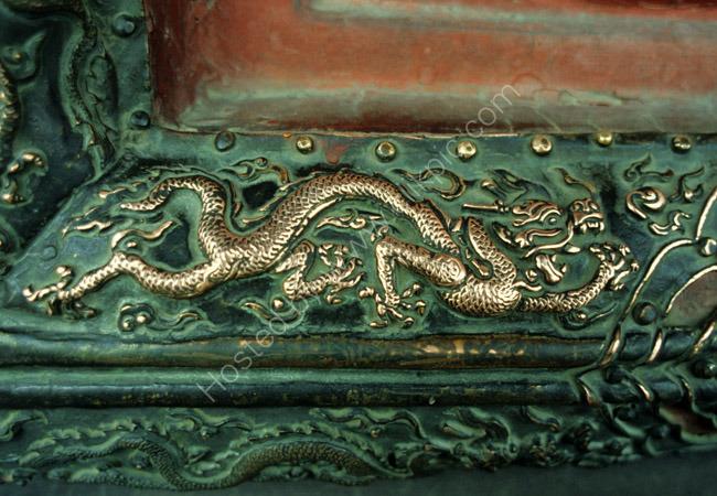 Window detail Fobidden Palace Beijing