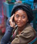 Woman Market Porter