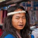 Young Man Pindaya Market