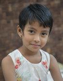 Young Girl Bagan