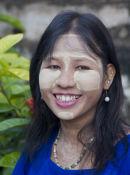 Young Girl, Bagan