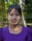 Young Girl, village near Maruk U