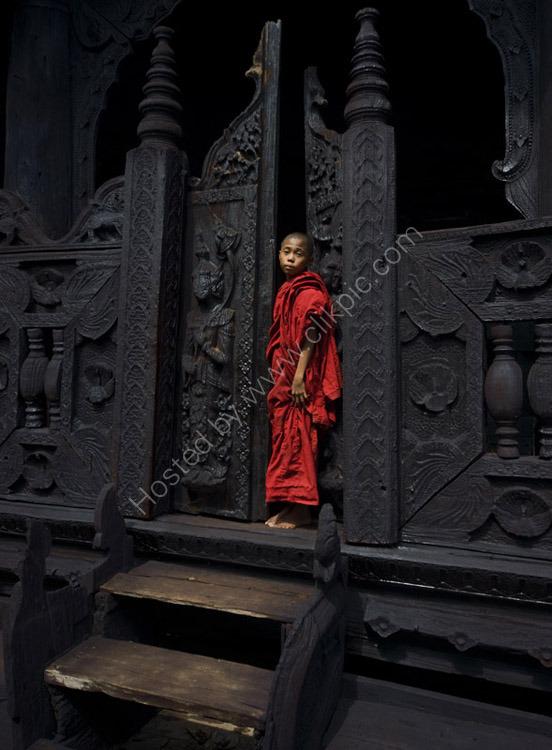 Young Monk, Bagaya Kyaung