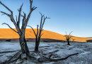 SunRise Dead Velt Namibia