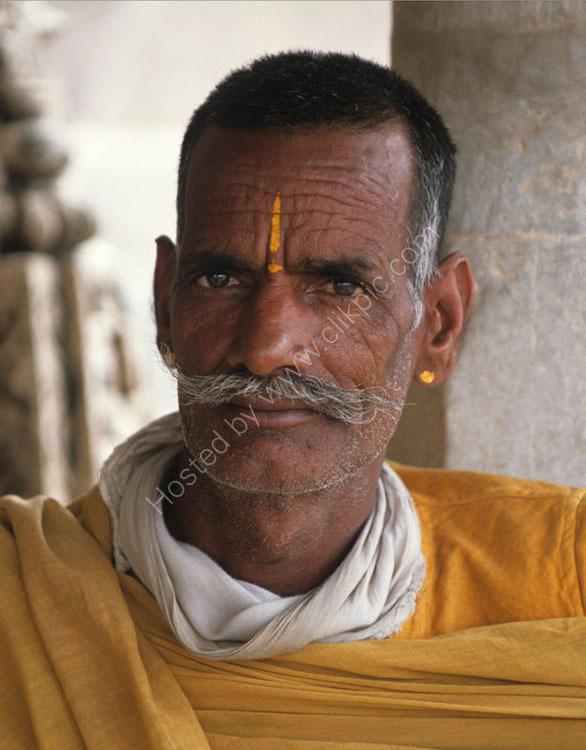 Jain Priest