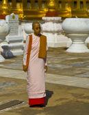 Buddist Nun