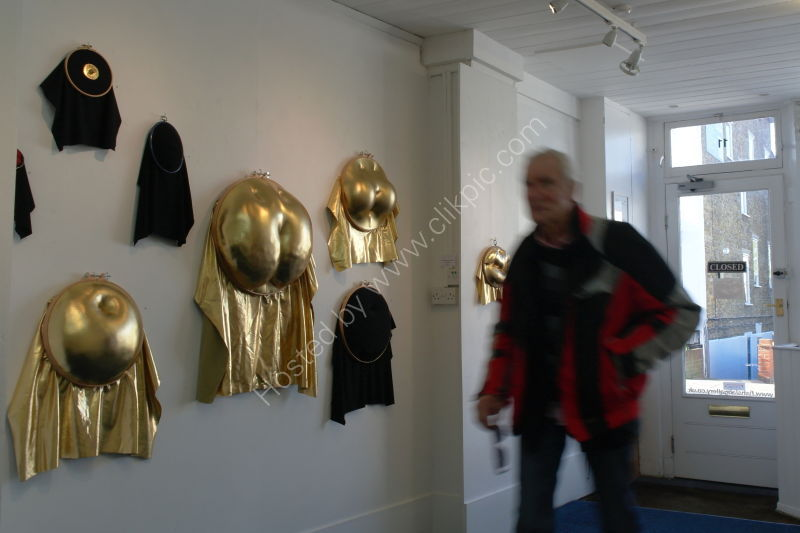 Fishslab Gallery, Whitstable, 2012