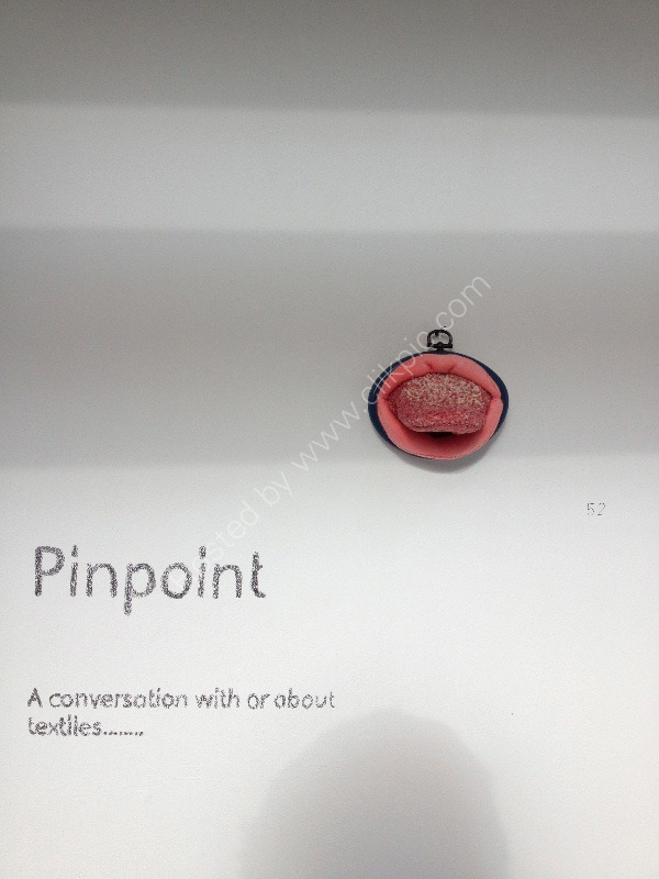 Pinpoint, One Church Street Gallery, Great Missenden