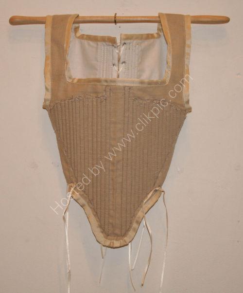 Infanta's corset