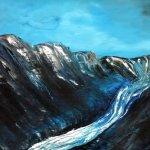 Grossglockner Mountain and Glacier