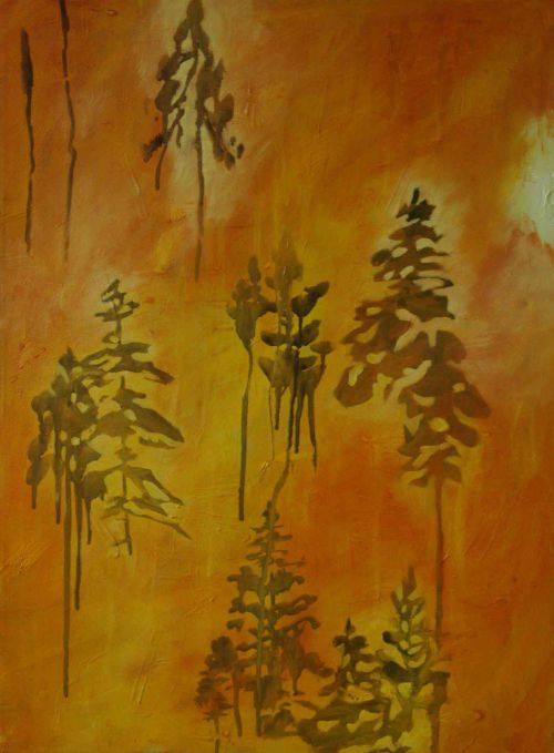 Forest Fires (Australia) 2 (SOLD)