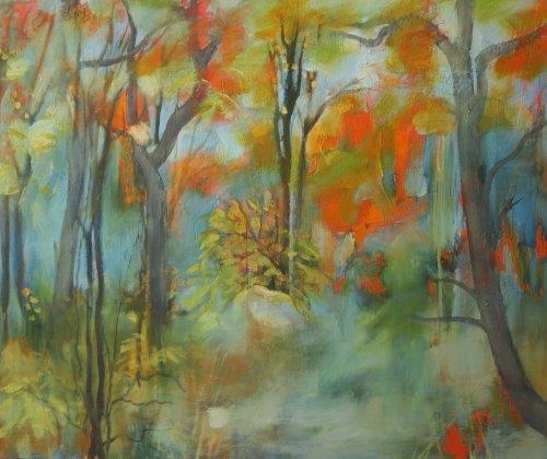 Lenga forest turning