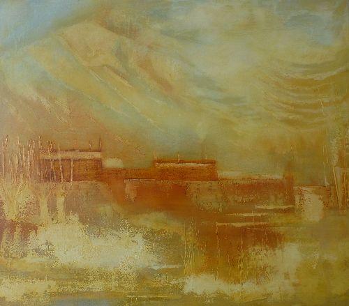 The City Walls, Lo Manthang