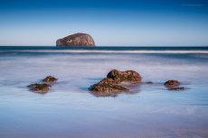 Bass Rock from Seacliff Series II