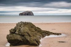 Bass Rock from Seacliff Series III