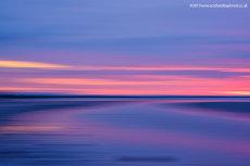 Longniddry Sunset Blur