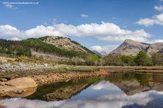 Loch Etive Reflections II