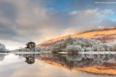 Loch Awe Reflection