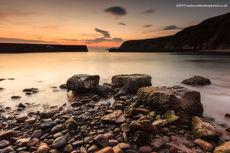 Sunrise at the Secret Harbour I