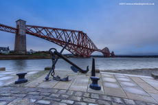 The Forth Rail Bridge and Anchor