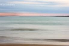 North Berwick Beach Blur
