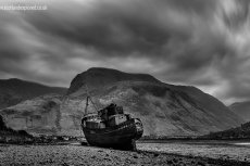 The Corpach Wreck