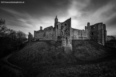 The Ghosts of Warkworth Castle