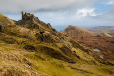 The Quiraing, Looking in a different direction