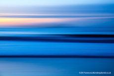 Sunset Blur at North Berwick IV