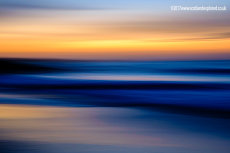Sunset Blur at North Berwick III