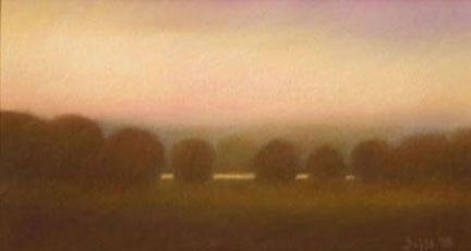 """Evening Landscape"", 2008"
